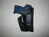 Kel-tec Pf9, Iwb, Right Hand Formed Holster With Sweat Shield
