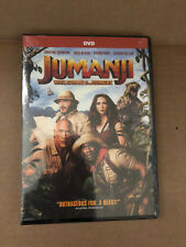 Jumanji: Welcome to the Jungle (DVD, 2018, Includes Digital Copy)