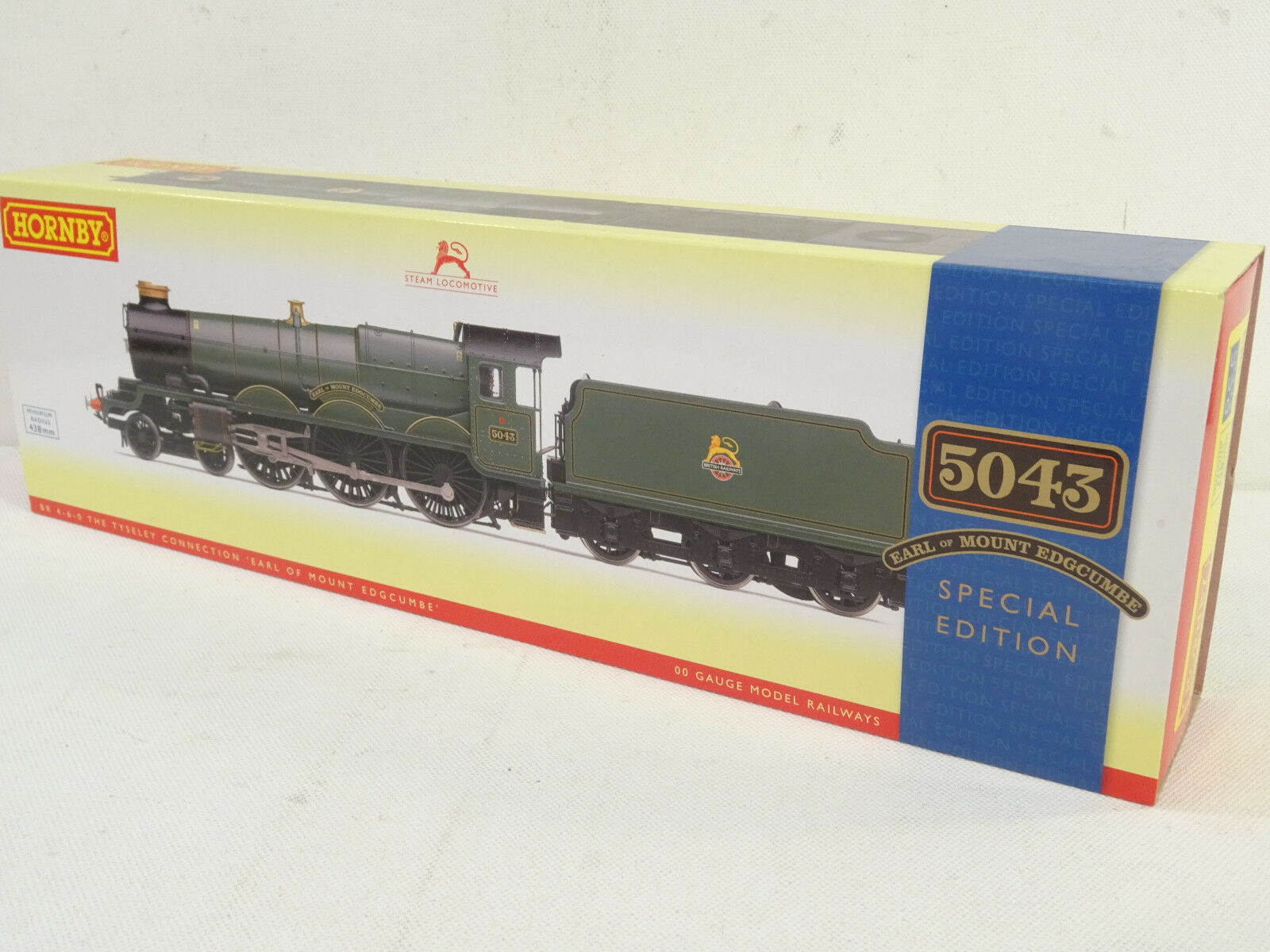 HORNBY SPECIAL EDITION 5043 EARL OF MOUNT EDGCUMBE (LOOK)