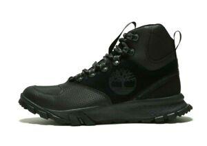 TIMBERLAND Men's Garrison Trail High Boots A264F (M) Black (msrp: $160)