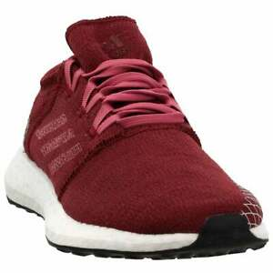 adidas-Pureboost-Go-Casual-Running-Shoes-Burgundy-Womens-Size-6-5-B