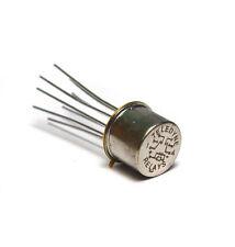 Teledyne Subminiatur HF-Relais, TO-5 Transistorgehäuse, 712D-5, 2x UM, 5V Spule