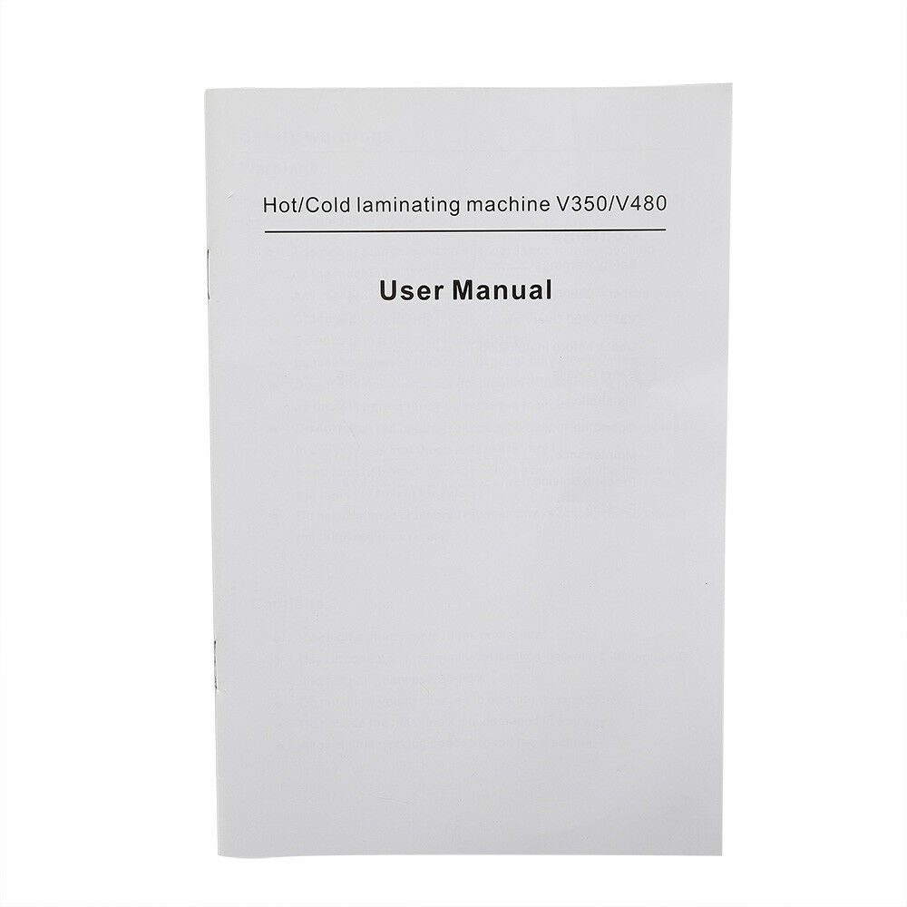 Ibico pl-260 ic laminator manual.