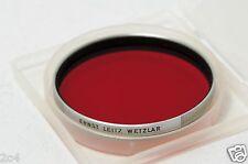 Leica filter R Rot Red E58 für Hektor 12,5 und Summarex 8,5