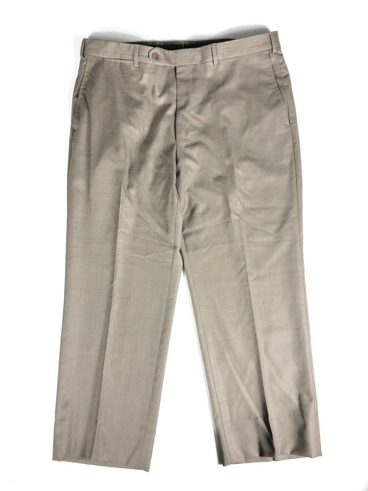 Ermenegildo Zegna 100% Wool Fit Rom Pants 54R Altered