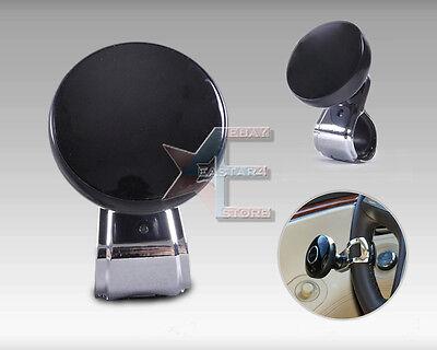Car Wheel Steering Power Handle grip Knob Power ball black