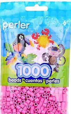 80-19004 Bulk Buy 5 x 1,000 Perler Orange Color Iron On Fuse Beads