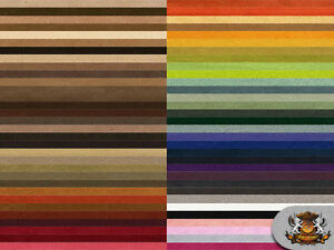 Microfiber Passion Suede Upholstery Fabric 61 Colors Sold By The