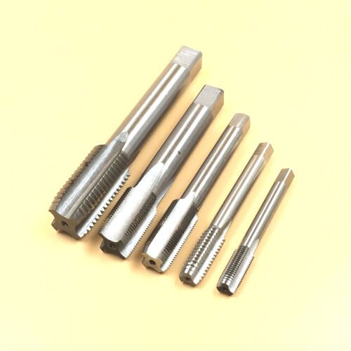 M1 M14 Metric HSS Right Hand Thread Tap Select Size