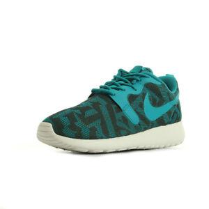 Nike Wmns RosheOne Kjcrd vert - Chaussures Baskets basses Femme