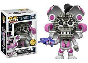 Five Nights At Freddy's Pop! Funko Funtime Freddy Vinyl Figure Games No 225