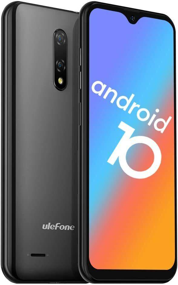 Купить Ulefone Note 8P Smartphone Android 10-4G Dual SIM на Аукцион DE из Германии с доставкой в Россию, Украину, Казахстан