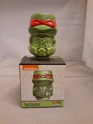 TMNT Mini Tiki Geeki Tikis Loot Crate Exclusive Ninja Turtles CHOOSE CHARACTER