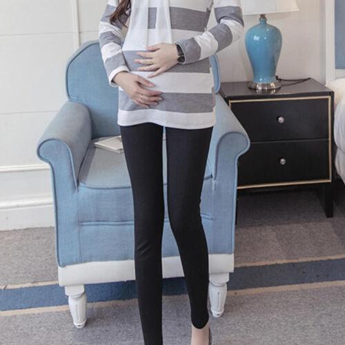 Pregnant Women Leggings Spring Autumn High Elasticity Thin Fashion Trousers