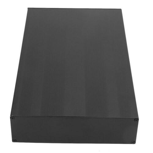 CARCASA de aluminio enfriamiento Caja Caja PCB Electrónica Proyecto Case 50*178*300mm