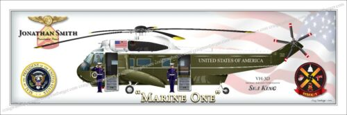 Helicopter,Marine One,Presidential,HMX-1,VH3D,Sea King,SH3,Air Force,Army One