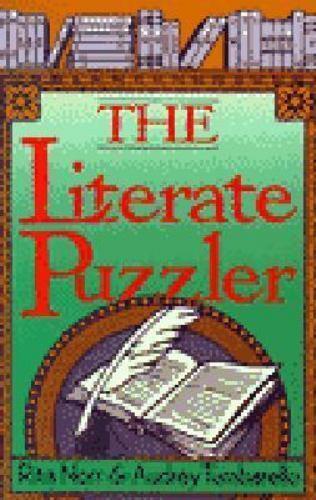 The Literate Puzzler by Norr, Rita, Tumbarello, Audrey