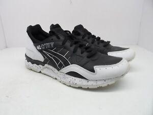 af10fa644d Asics Men's Gel-Lyte V Fashion Athletic Sneaker Black/White Size 9.5 ...