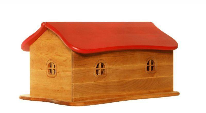 Drewart Viehstall mit mit mit rotem Dach 4028 NEU 0b6f0b
