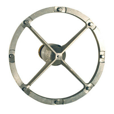 Hobart Compatible Attachment Hub and Shaft for Shredder//Grater Plate