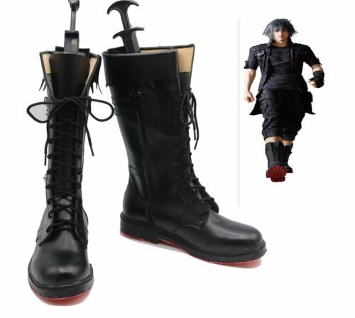 new FINAL FANTASY XV Noctis Lucis Cosplay Boots #2