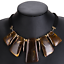 Fashion-Jewelry-Crystal-Choker-Chunky-Statement-Bib-Pendant-Women-Necklace-Chain thumbnail 31