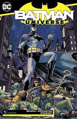 ⭐️ BATMAN vs Ra/'s Al Ghul #1a 2019 DC Universe Comics VF//NM Book of 6