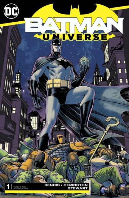 BATMAN UNIVERSE #1 (OF 6) DC Comics (2019)