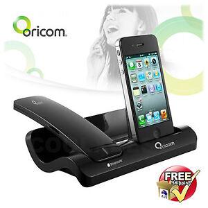 Oricom Cordless Bluetooth Desk Phone Handset Amp Charger For