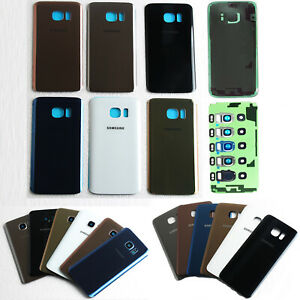 For-Samsung-Galaxy-S7-S7-Edge-OEM-Rear-Battery-Cover-Back-Door-Glass-Camera-Lens