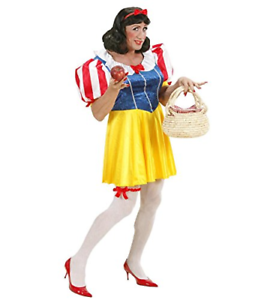 Details about Snow White Costume Drag Queen – Size XL