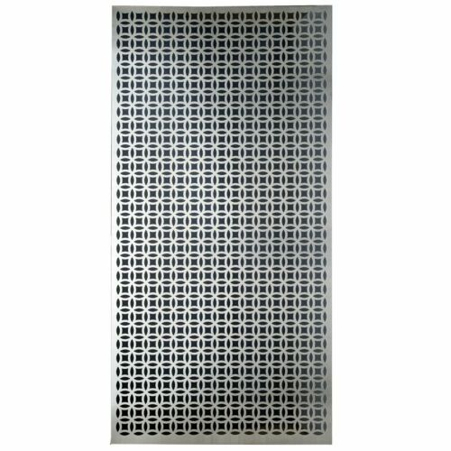 Decorative Elliptical Aluminum Sheet 24 Gauge Perfect for Home Metal Projects
