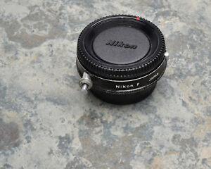 Genuine-Nikon-F-E2-14mm-Manual-Extension-Tube-Stop-Down-Plunger-Macro-3671