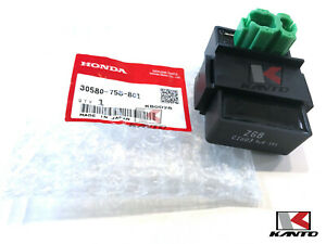 Solarhome 30580-758-801 CDI Ignition Control Module for Honda Engine GX640 Tractors H4518H H 4518 H5518 5518