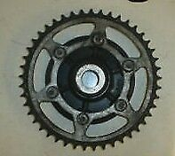 YAMAHA-YZF-R6-2008-2014-13S-SPROCKET-CARRIER-REAR-USED-MOTORCYCLE-PARTS