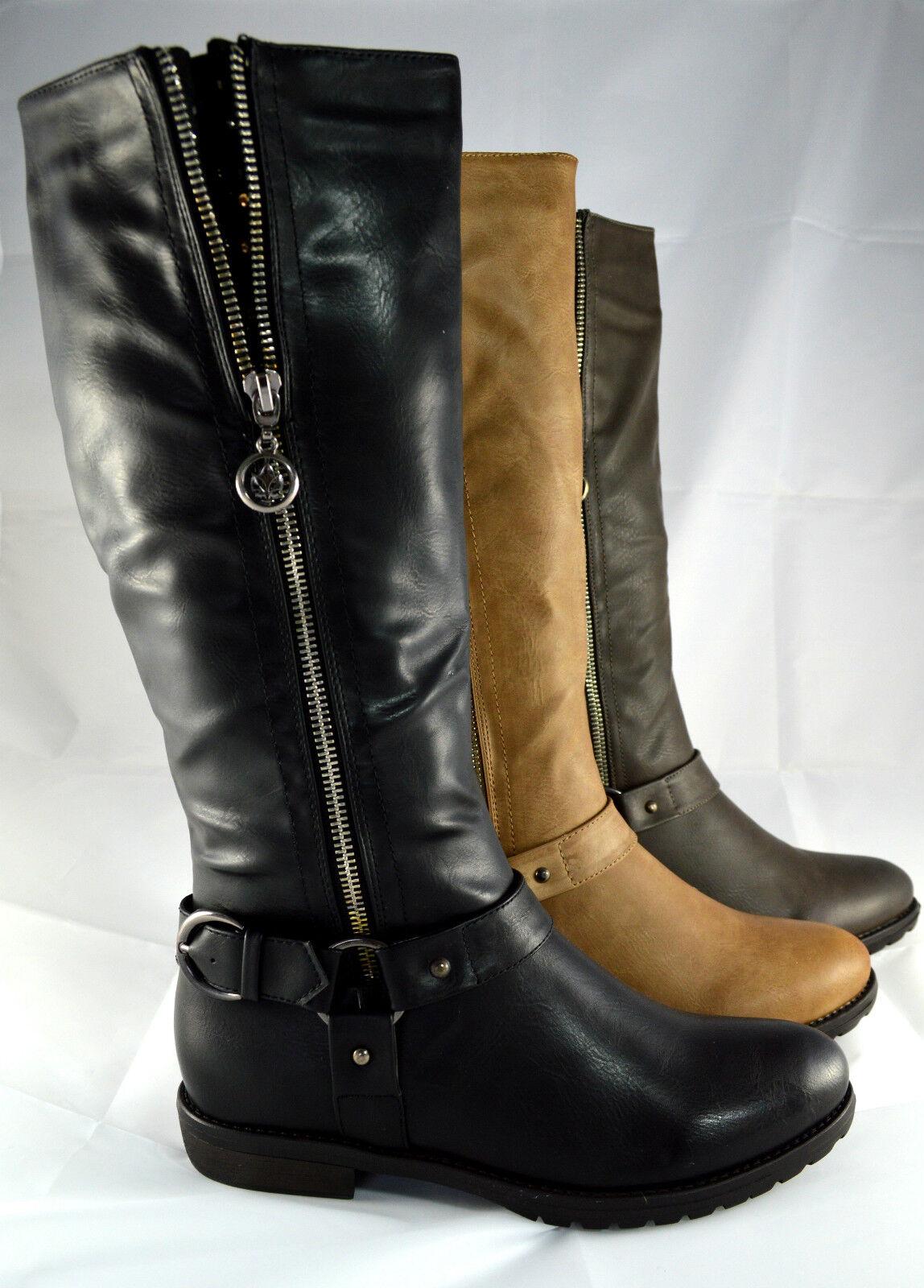 Zapatos  mujer lederopt botines botas botas de invierno T. gr.36-41 lederopt mujer A. C003 466641