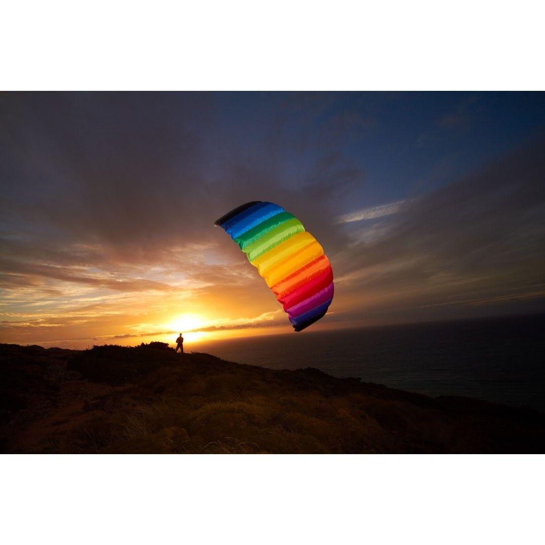 HQ Symphony Beach Beach Beach III 1.8 Rainbow Lenkmatte Allround Lenkdrachen R2F Kite d49a87