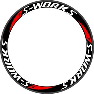 HOLLOWGRAM Wheels Rim Stickers Decals Road Bikes Cycles Replacement For 2Wheels
