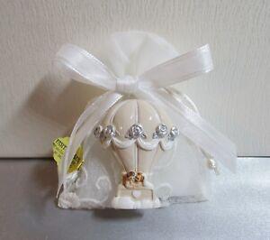 Bomboniere Sacchetto Matrimonio.Bomboniere Matrimonio Sacchetto Con Confetti Con Magnete Sposi