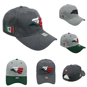 4eb6d3a5 Details about Hecho En Mexico Baseball Cap Adjustable Hat Fashion Mexican  Hats Hipster Caps