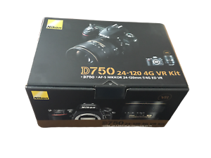 Nikon D750 Body + AF-S 24-120 mm f/4 VR. 2 Years Warranty - Next Day Delivery