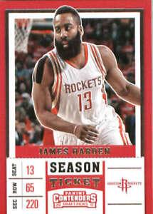 James-Harden-2017-18-Panini-Contenders-Draft-Picks-Season-Ticket-Variation-22-R