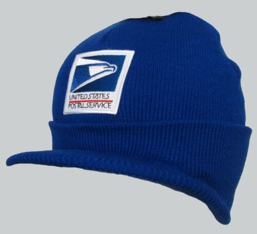 USPS United States Postal Service Visor Beanie