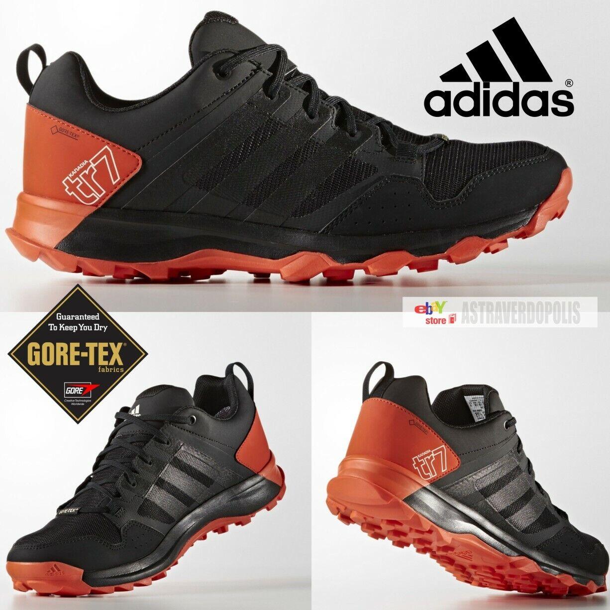 ADIDAS GORE TEX  KANADIA 7 TR TRAIL MENS scarpe SKYCHASER ENERGY BOOST GTX BB5428  alta qualità generale