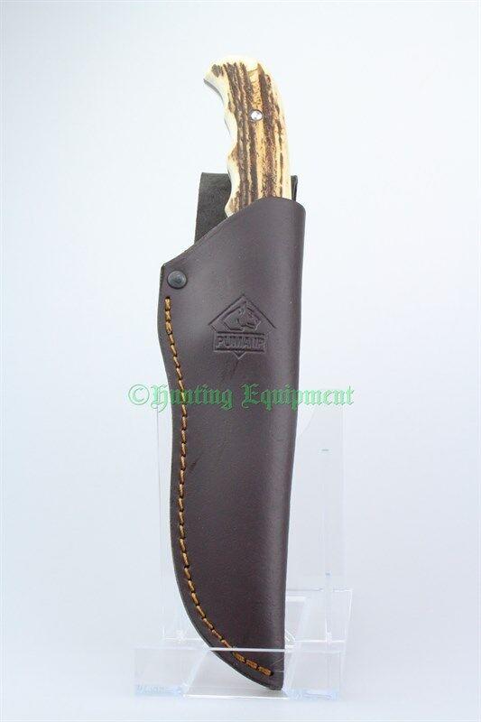1. WAHL PUMA Outdoor Hunter Stag 815000 Messer Messer Messer Jagdmesser Gürtelmesser NEU dcec2c