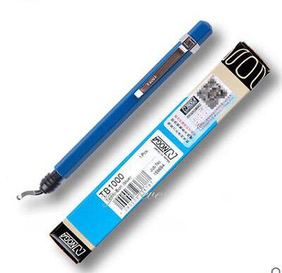 New 1pcs BD5010 Blade with 1pcs NOGA NG3700 Mini Scraper Handle Deburring Tool