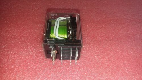 1X MAGNECRAFT W78CSX-1 4PDT 3A 6VDC 400OHM PLUG IN RELAY