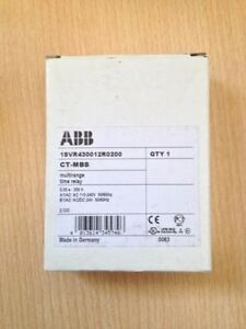 ABB-MULTIRANGE-TIME-RELAY