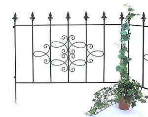 Steccato Perugia 20689 Graticcio Griglia In Metallo B 75 Cm Ebay