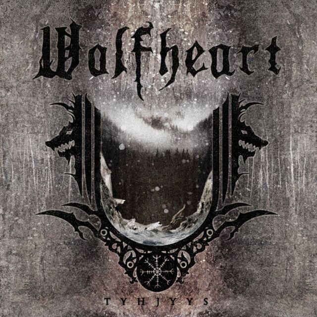 WOLFHEART - TYHJYYS   CD NEW!